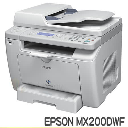 EPSON AL-MX200DWF 黑白LED傳真複合機