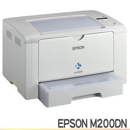 EPSON AL-M200DN 黑白LED印表機