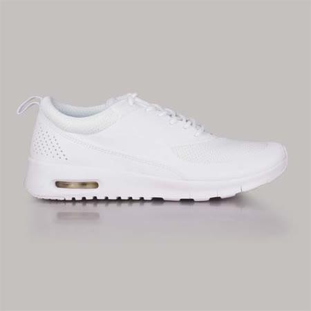 (女) NIKE AIR MAX THEA -GS 運動休閒鞋- 慢跑 氣墊 白