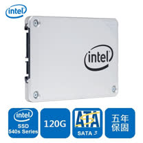 Intel 540s 120GB SSD 固態硬碟