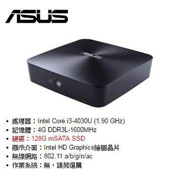 ASUS 華碩 VIVO Mini UN62-4035R0A 雙核SSD迷你電腦 黑色