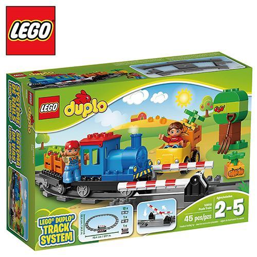 LEGO L10810推拉式火車