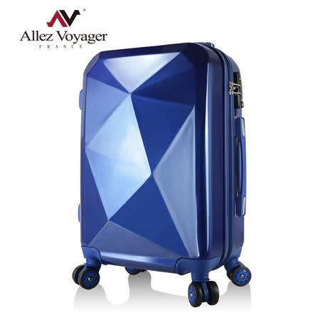 夜殺-【法國 奧莉薇閣】純鑽系列Diamond 24吋PC輕量飛機輪行李箱(三色任選)