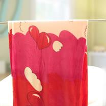 【情定巴黎】 熱銷大省方案 愛情來了 保暖聖品玫瑰絨毯包邊超值款(150cm x200cm)