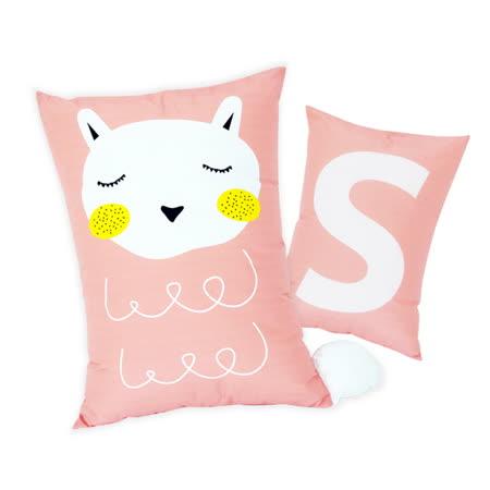 DreamB 動物造型抱枕-綿羊