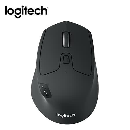 logitech 羅技 M720 多工無線滑鼠