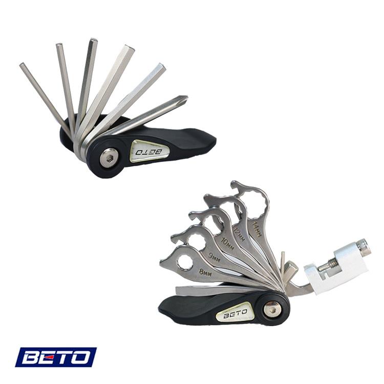 BETO 18合一複合式工具組BT~327城市綠洲 隨身小物、攜帶方便、
