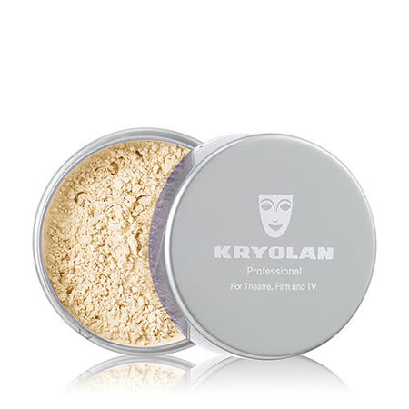 KRYOLAN歌劇魅影 2016週年慶-經典商品搶購組 輕柔透明蜜粉20g二入組