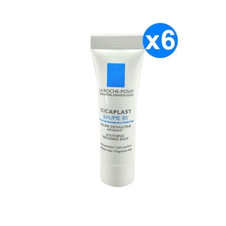 La Roche Posay 理膚寶水 全面修護霜 3ml*6