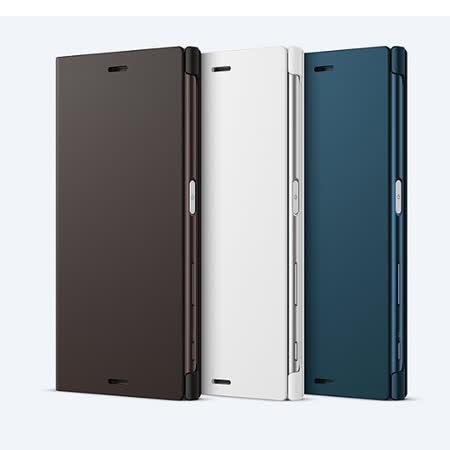 SONY Xperia XZ 專用 可立式時尚保護殼 SCSF10