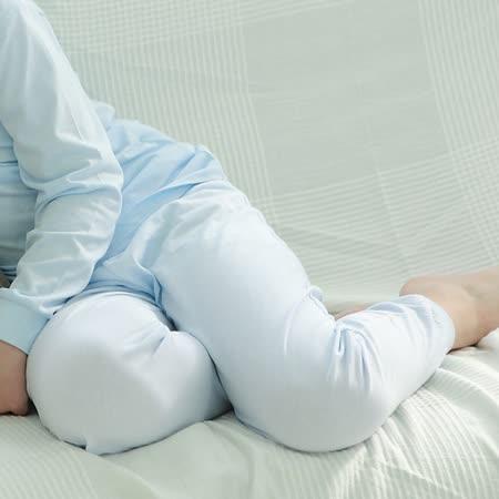 【Anny pepe】男童基本款水藍色長褲 ❤100%美國精梳棉❤入冬必備