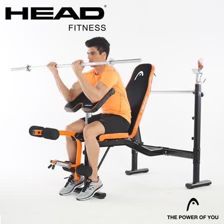 【HEAD 海德】多功能舉重訓練床 H781