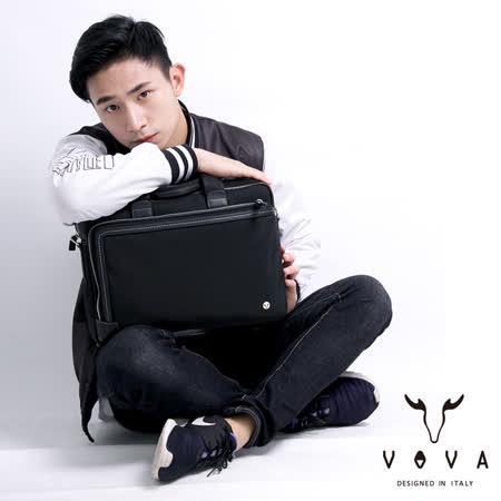 VOVA 城市系列公事包(黑色)VA107S01BK