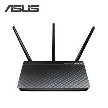 ASUS 華碩 RT-AC66U 802.11ac 雙頻無線 AC1750 Gigabit 路由器 .