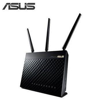 ASUS 華碩 RT-AC68U 802.11ac 雙頻無線 1900Mbps Gigabit 路由器 .