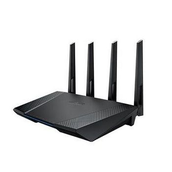 ASUS 華碩 RT-AC87U 雙頻無線 AC2400 Gigabit 分享器 .