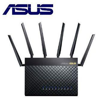 ASUS 華碩 RT-AC3200 三頻無線 AC3200 Gigabit路由器 .