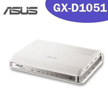 ASUS 華碩 GX-D1051 節能 5 port Gigabit交換器 .