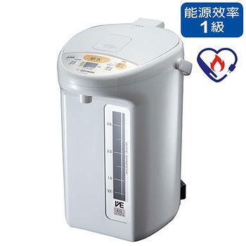 象印4L VE真空保溫熱水瓶CV-TWF40~A