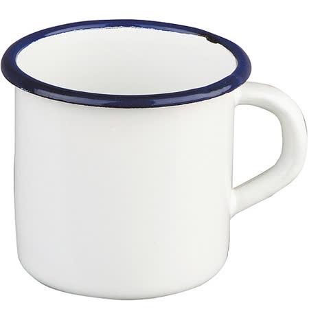 《IBILI》Blanca琺瑯馬克杯(白5cm)