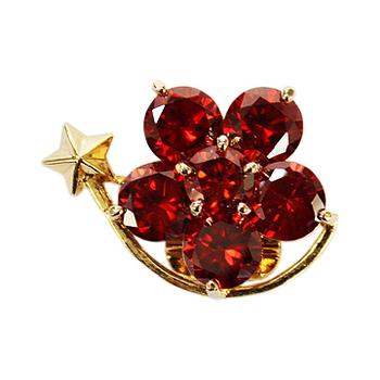 POPITS水晶流星扣飾