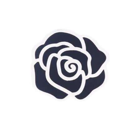 POPITS薔薇扣飾