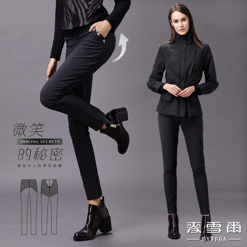 【麥雪爾】美體曲線專利機能俏臀褲