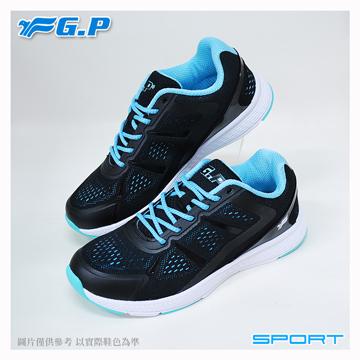 ~G.P 輕量 鞋~P7618W~21 水藍色 ^(SIZE:36~40 共三色^)