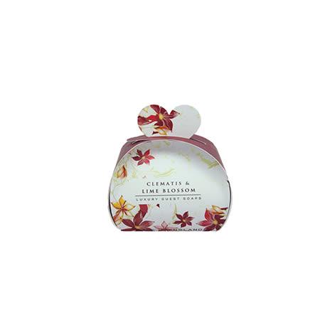【The English Soap 】鐵線蓮 法式青檬 (20G *3)*1