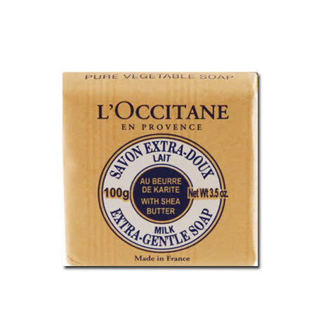 L'OCCITANE ANE 歐舒丹 乳油木牛奶皂100G