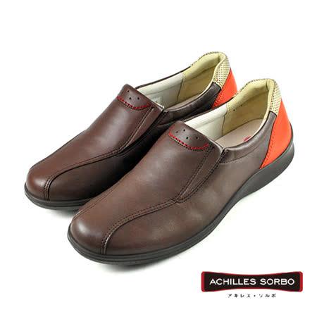 【Achilles SORBO】舒適休閒機能鞋/女鞋 深咖(SRL2410-DBR)