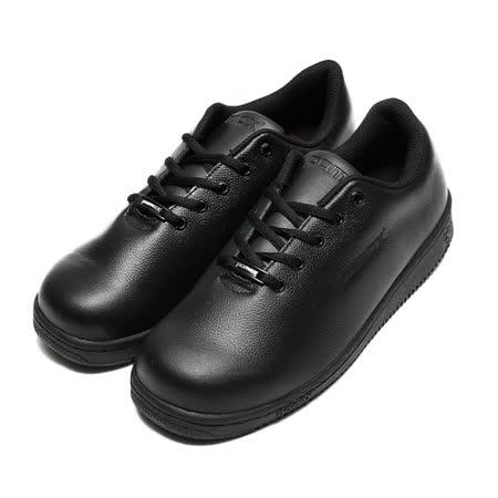 (男) PAMAX 銀纖維專利機能止滑鞋 黑 鞋全家福