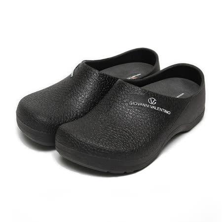 (男女) GIOVANNI VALENTINO 荷蘭鞋 黑 鞋全家福