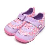 (中童) MOONSTAR CARROT多功能運動鞋 紫 鞋全家福