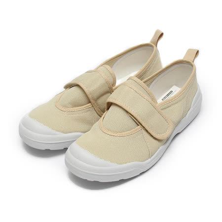 (女) MOONSTAR 多功能便鞋 米 鞋全家福
