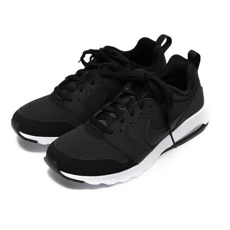 (男) NIKE AM 16 氣墊復古跑鞋 黑 鞋全家福