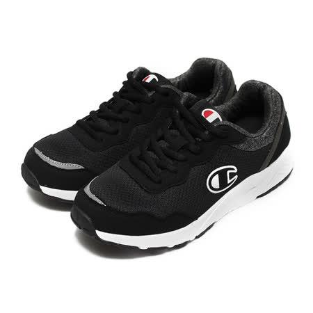 (女) CHAMPION 輕量休閒運動鞋 黑白 鞋全家福