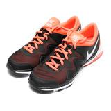 (女) NIKE WMS AIR SCULPT TR 2 輕量氣墊訓練鞋 黑橘 鞋全家福