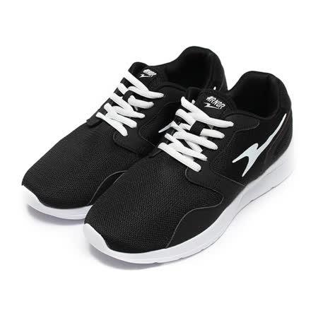 (女) ARNOR 輕彈多功能訓練鞋 黑 鞋全家福