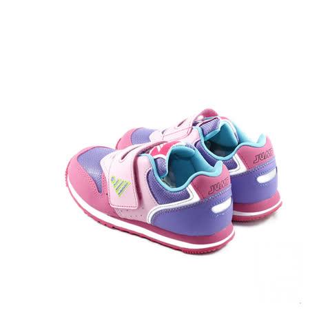 (大童) JUMP 565兒童運動鞋 粉紫 鞋全家福