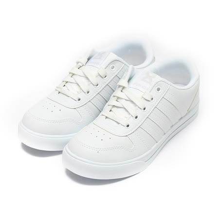 (女) FUH KEH 全白運動鞋 白 鞋全家福