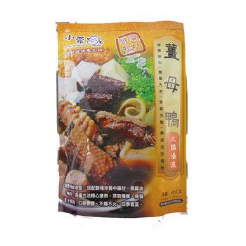 小蒙牛-薑母鴨400g