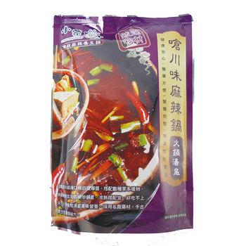 小蒙牛-嗆川味麻辣鍋400g