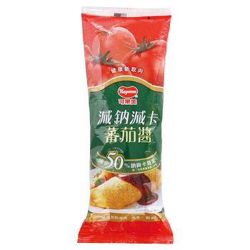 可果美減鈉減卡番茄醬465g