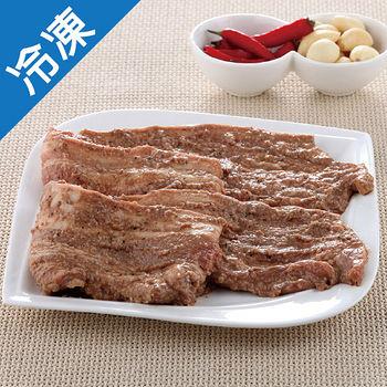 國產冷凍蒜香鹹豬肉1片(280G/片)