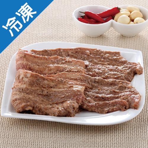 國產冷凍蒜香鹹豬肉3片 280G片
