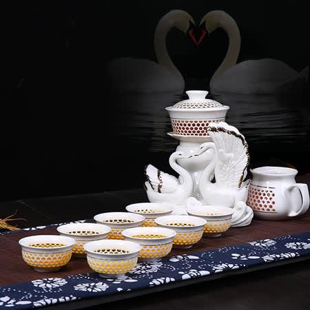 【部落客推薦】gohappy 購物網【The simple Life 】千里鵝毛自動茶具10件組效果如何桃園 遠東 百貨 周年 慶