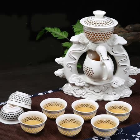 【私心大推】gohappy 線上快樂購【The simple Life 】天降祥瑞自動茶具10件組評價遠 百 台中 店