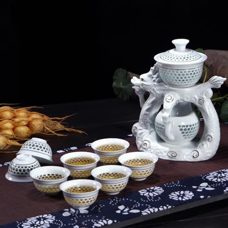 【私心大推】gohappy 購物網【The simple Life 】飛龍乘雲自動茶具10件組心得台中 遠 百 美食