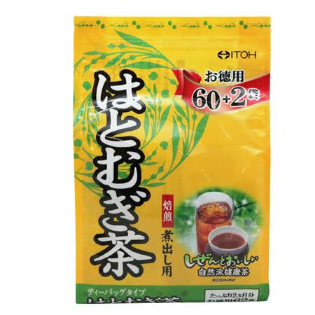 《ITOH》德用薏仁茶1包(5g*62袋/入)